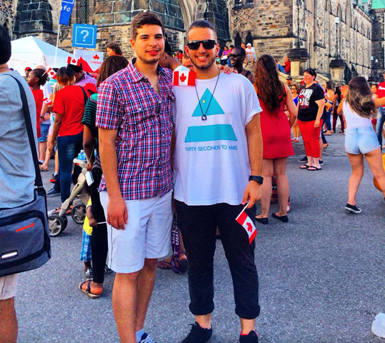 Why do international students choose Canada?