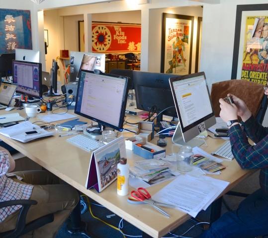Ottawa milennials lead open office trend