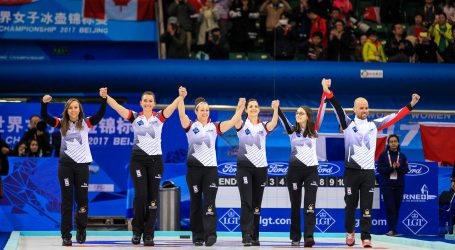 Team Homan sweeps Worlds