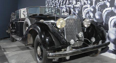 Hitler's war car subject of book