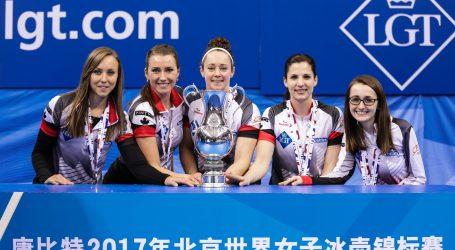 Team Homan roaring towards Olympics