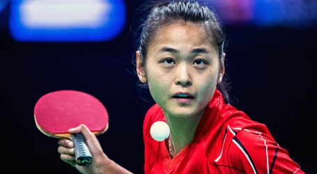 Nation's top hope aims for ping pong heights