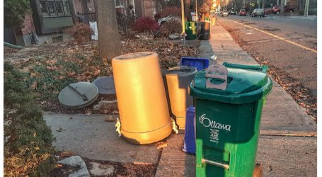 A Stinky Situation: Ottawa lags in composting