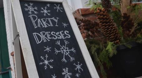 Celebrating the holidays, vintage-style