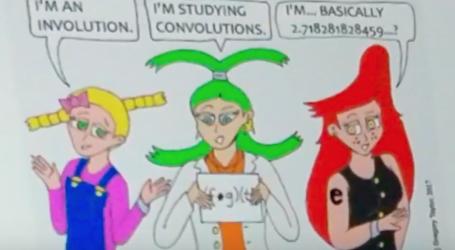 Anime plus math equals novel teaching method