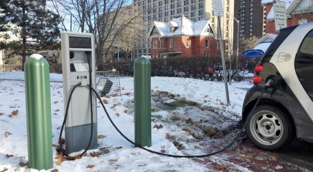 City refines policy on electric cars