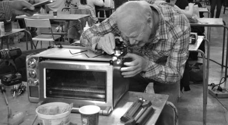 Repair Café brings tools back to life