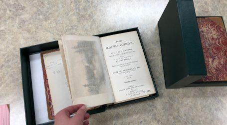 Nature museum digitizing vast library of historic knowledge