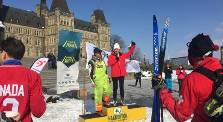 Ski Day on the Hill showcases national fitness drive