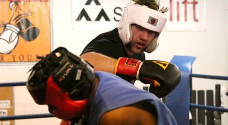 Local boxers prepare for national championships