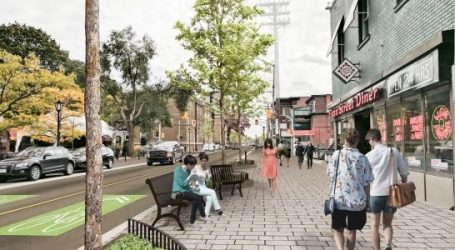 Public art to be included in Elgin Street redesign