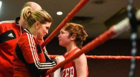 Beaver Boxing coach has mission to grow sport for women