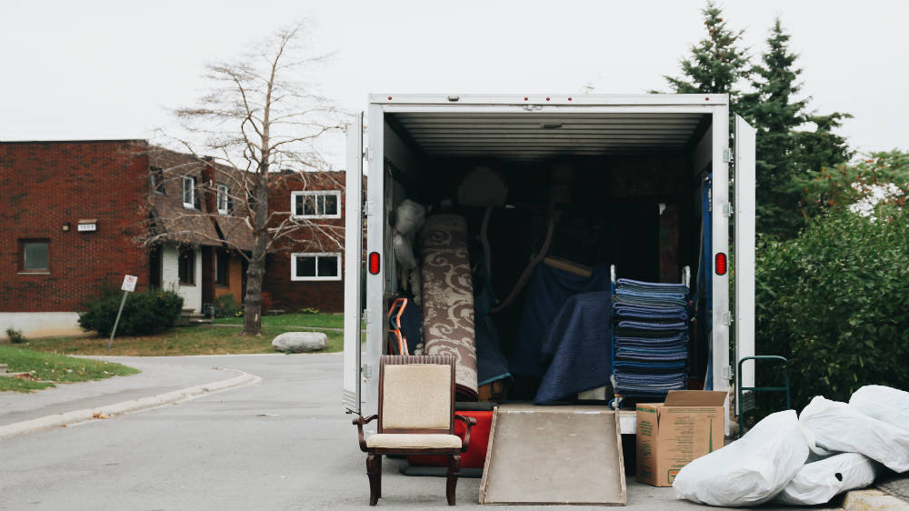 Packing up a community