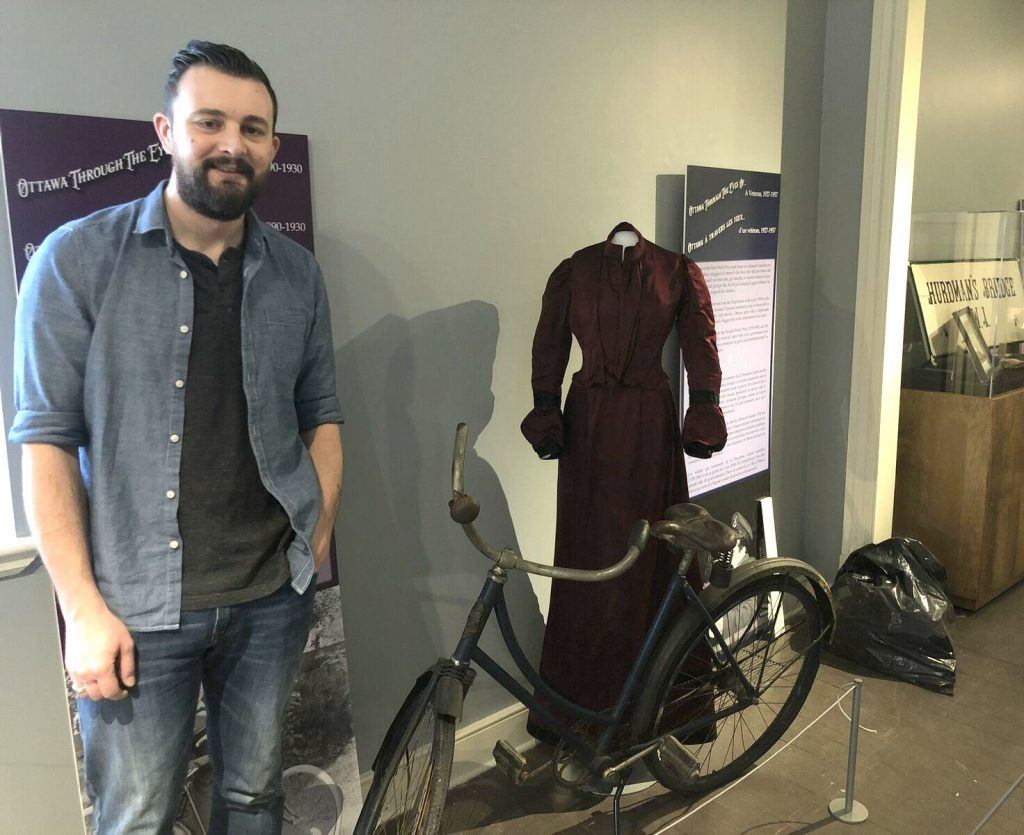 Exhibit glimpses 150 years of Ottawa history through five sets of eyes
