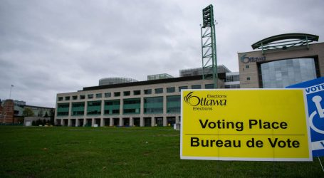 Early voter turnout for 2018 Ottawa election hits new high