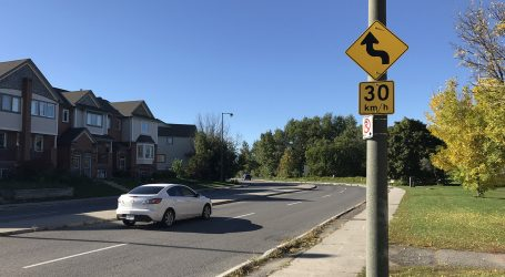 Jaywalking to the polls: Will road safety drive the vote in College Ward?