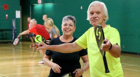 Ottawa's in a pickleball frenzy: The racquet sport keeps on growing