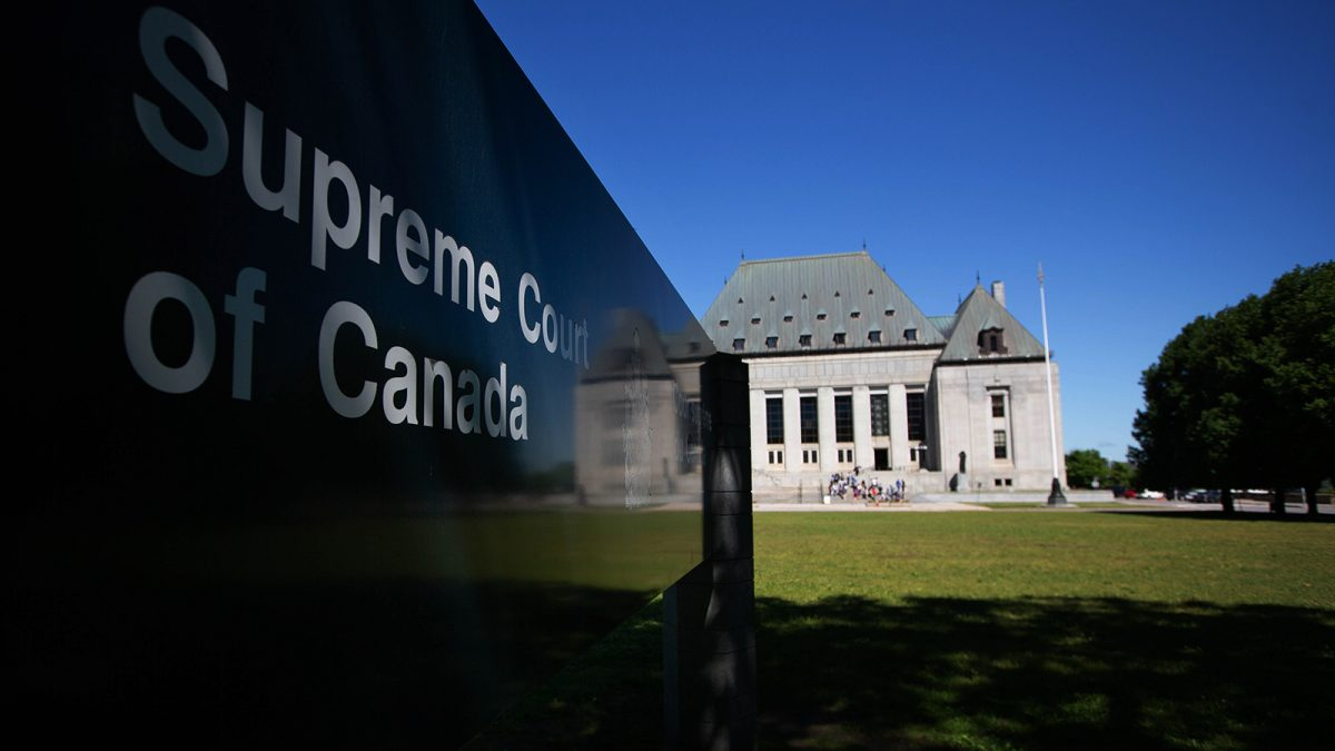 Supreme Court declares federal carbon pricing constitutional and climate change a national concern