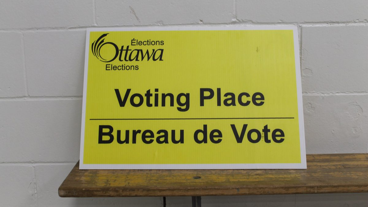 Ottawa voter turnout up from 2014
