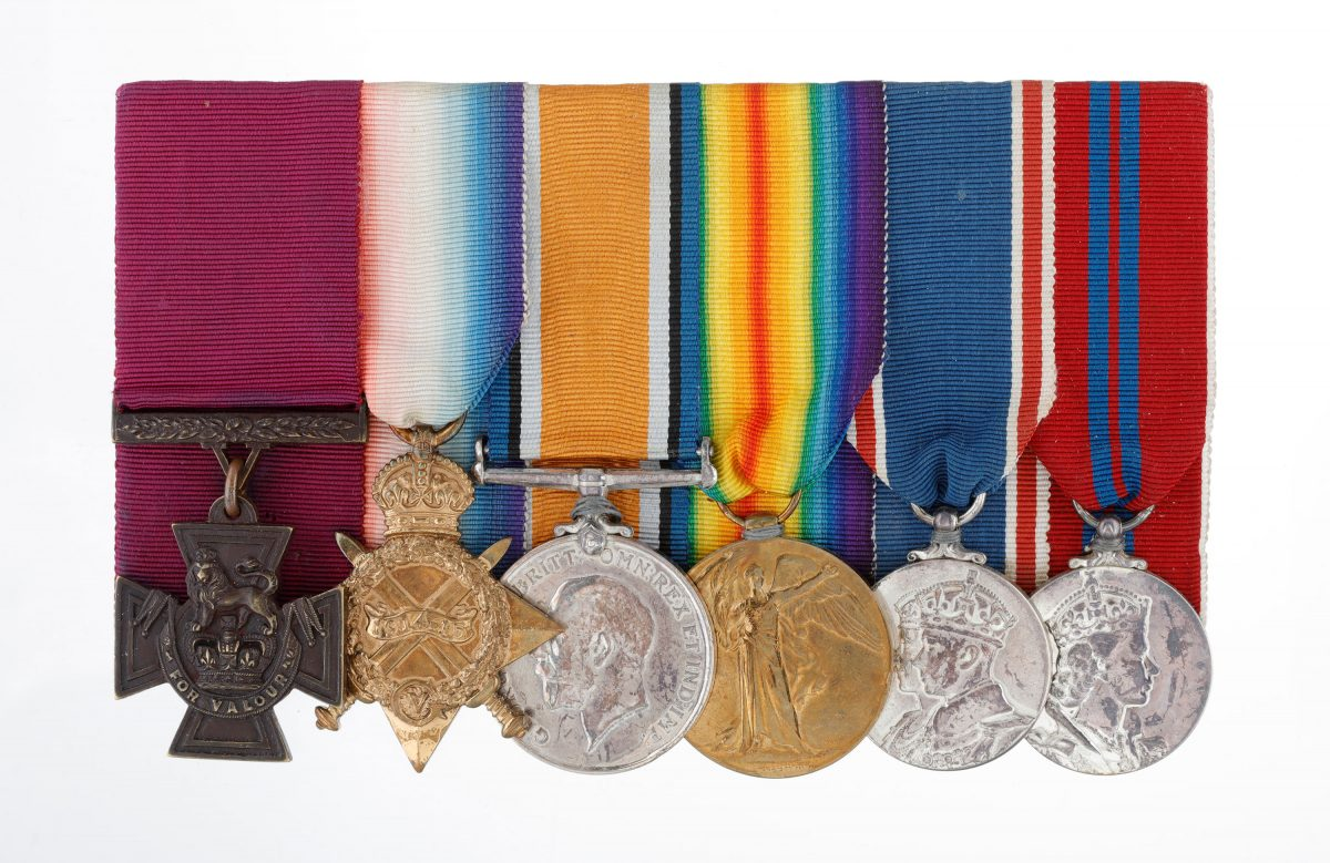 Canadian War Museum adds another Victoria Cross to growing collection
