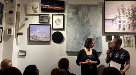 Ottawa Murderinos shock and delight with true crime stories at open mic event