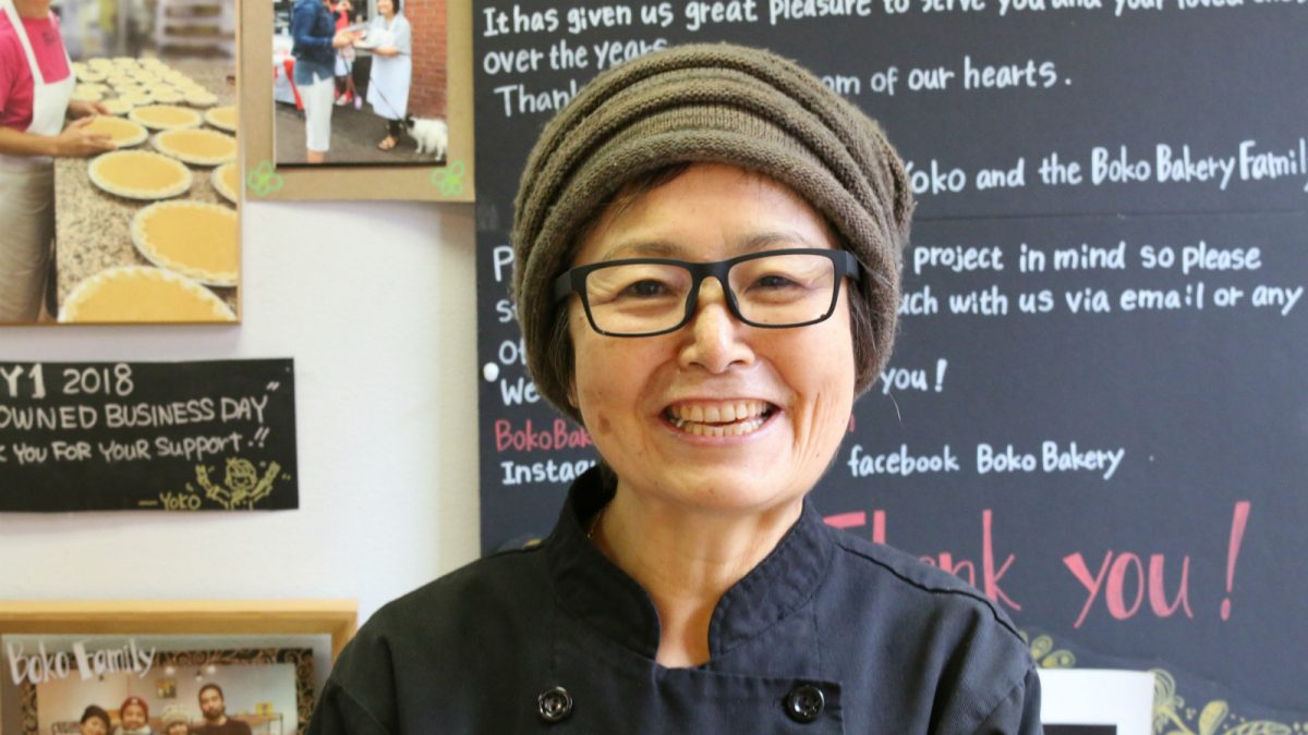 Boko Bakery's closing leaves hole in heart of Elgin Street