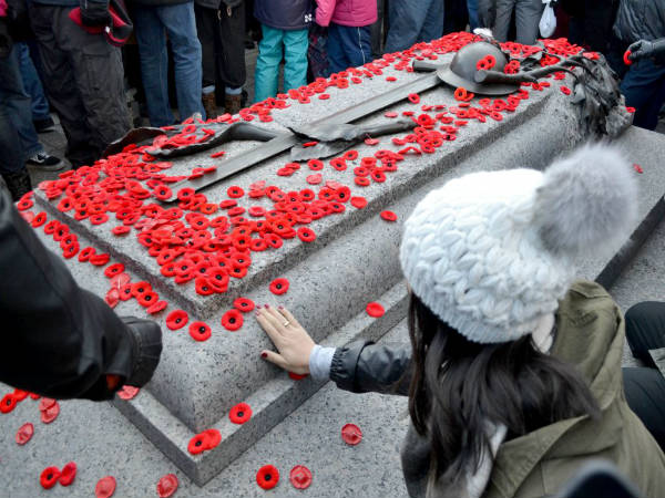 Veterans Week in Ottawa marks 100th anniversary of end of First World War