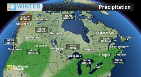 Ontario and Quebec can expect a long cold winter, forecast predicts