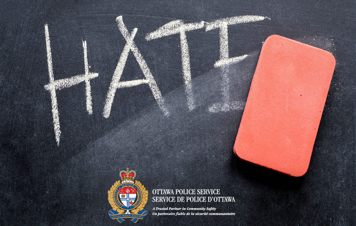 Ottawa Police Service forum Dec. 6 to tackle signs of hate in community