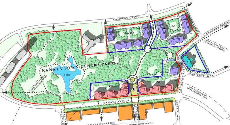 Planning committee gives a green light to large Kanata development
