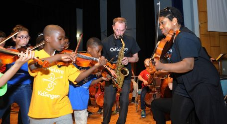 OrKidstra aims to empower youth, build community through music education