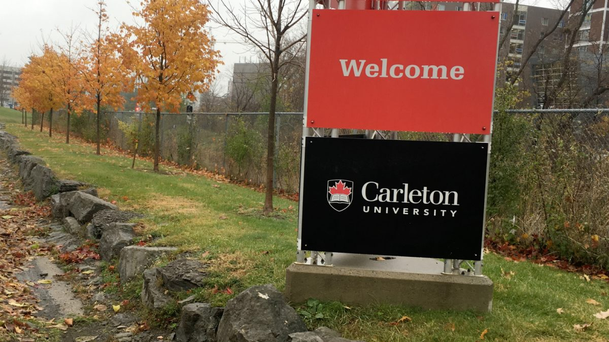 Carleton campus latest to be targeted by racist posters