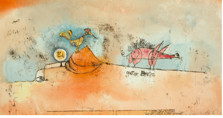 Swiss German artist Paul Klee featured in Canada for first time in nearly 40 years