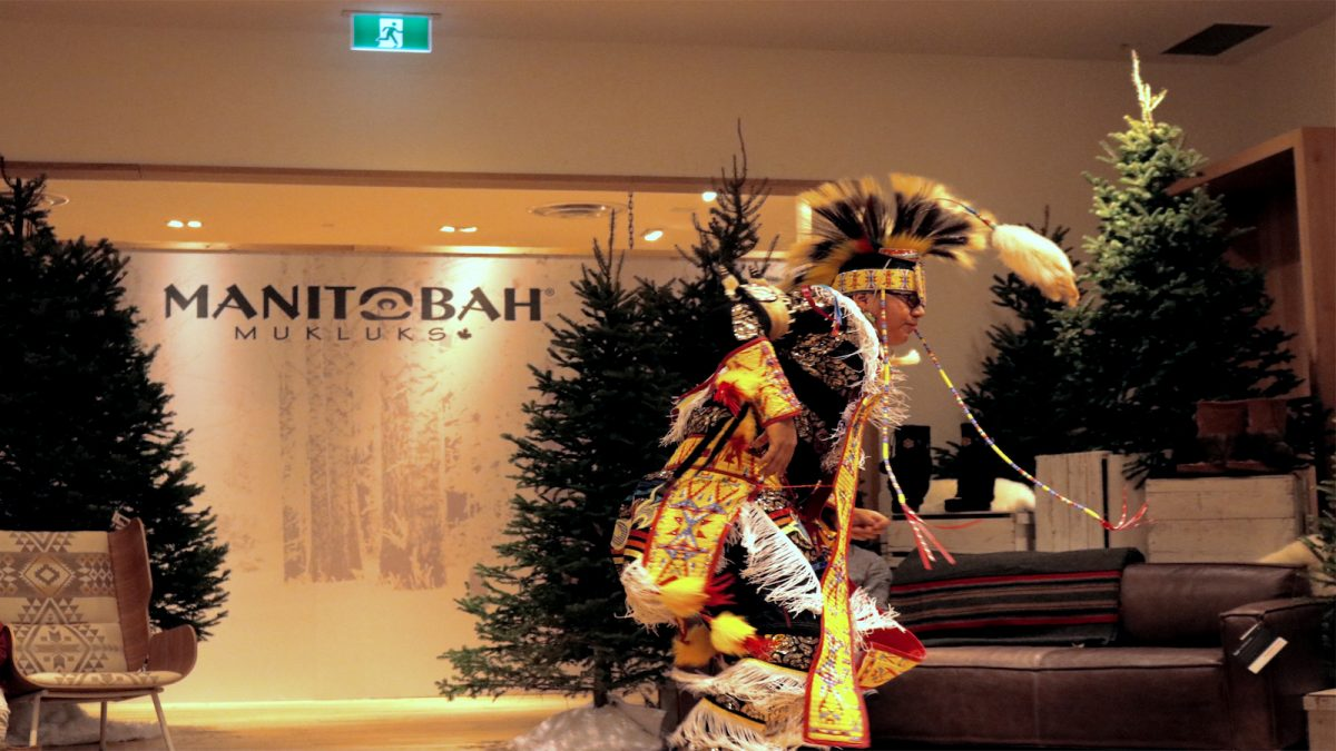 Opening of Manitobah Mukluks' Rideau Centre pop-up store is about more than warm feet