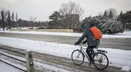 Ottawa's first winter cycling map shows many bike lanes  face difficult conditions
