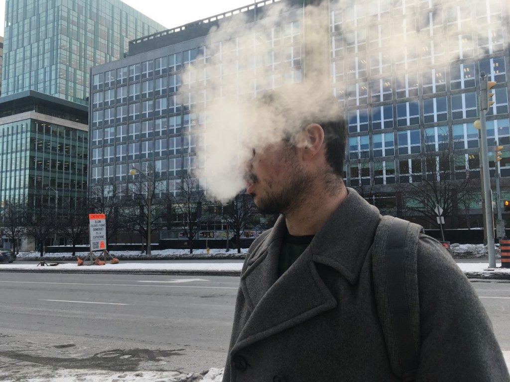 vaping, e-cigarettes, youth, Canada