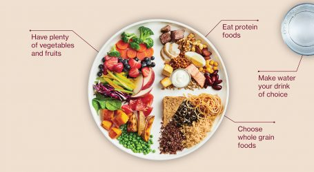 Canada's new guide takes food groups off the table