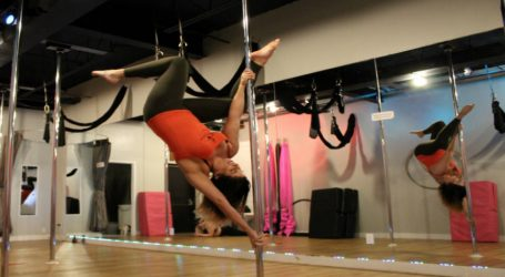 Pole dancing in Ottawa: A sport, a community and an art form