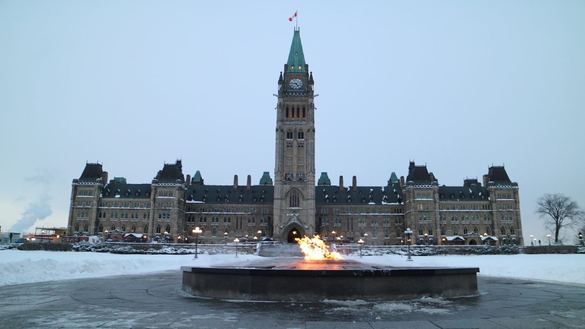Get ready for a long goodbye to Ottawa's iconic Centre Block