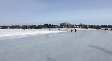 Skaters hopeful early opening means longer season for Rideau Canal Skateway