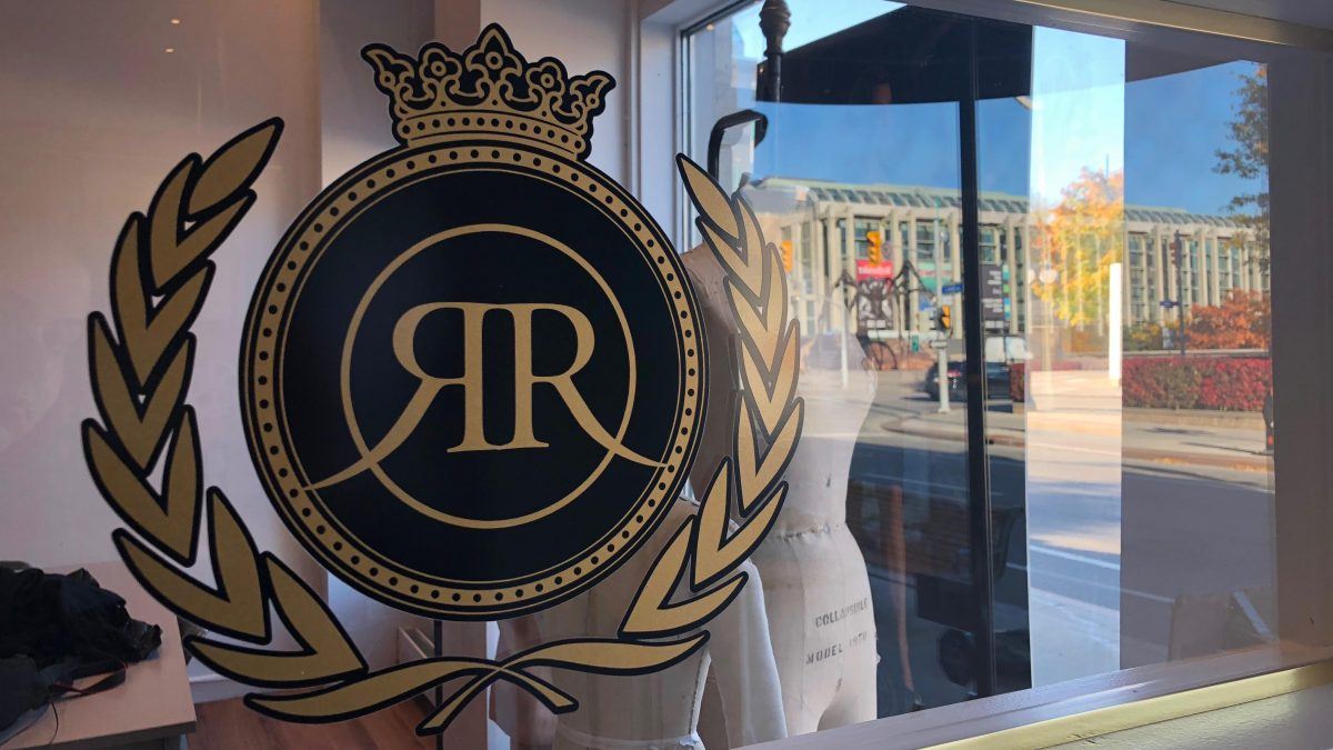 Richard Robinson keeps high fashion in Ottawa alive