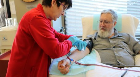 Gift from the heart: Maximizing the blood supply in Ottawa