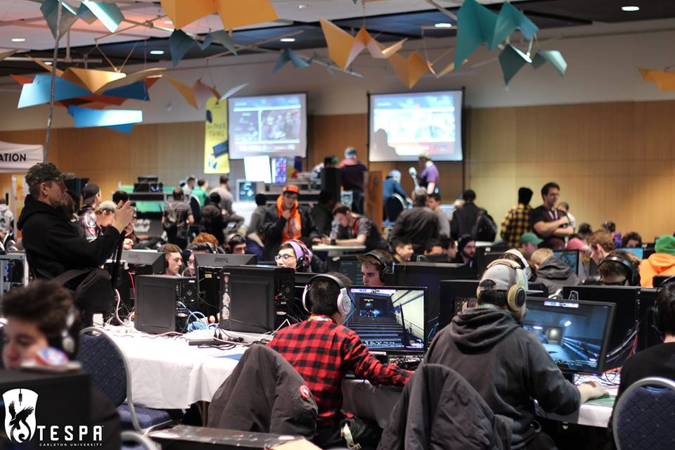 Carleton's e-sports community looking to grow one click at a time