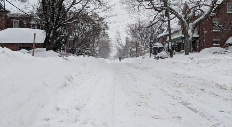 Ottawa coping with impact of a major snow storm