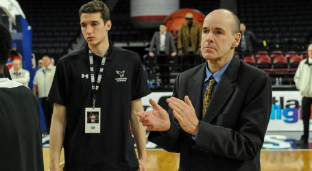 Dave Smart steps down as head coach of Carleton's men's basketball team