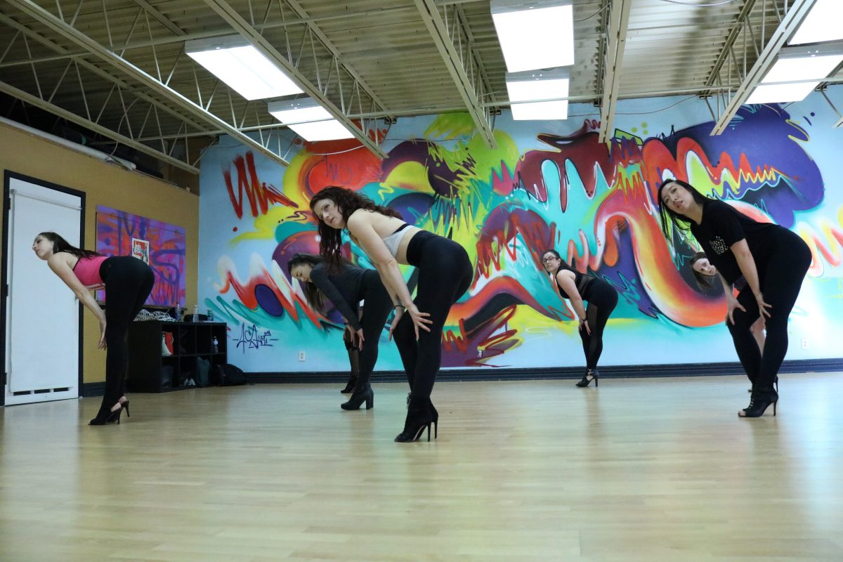 Towering and empowering: Inside Ottawa's high-heeled dance scene