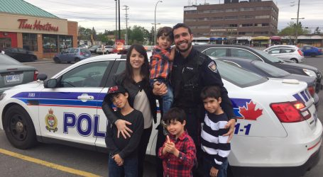 Life as an immigrant on the Ottawa police frontline
