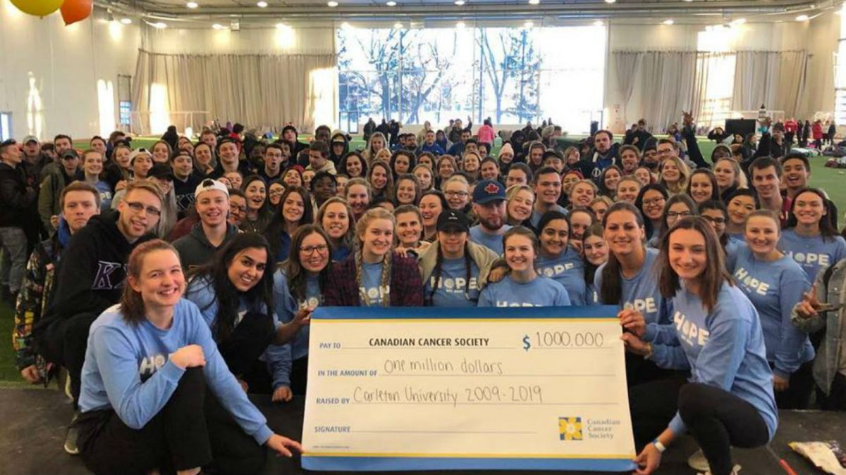 Carleton S Relay For Life Hits 1m In Donations In 10