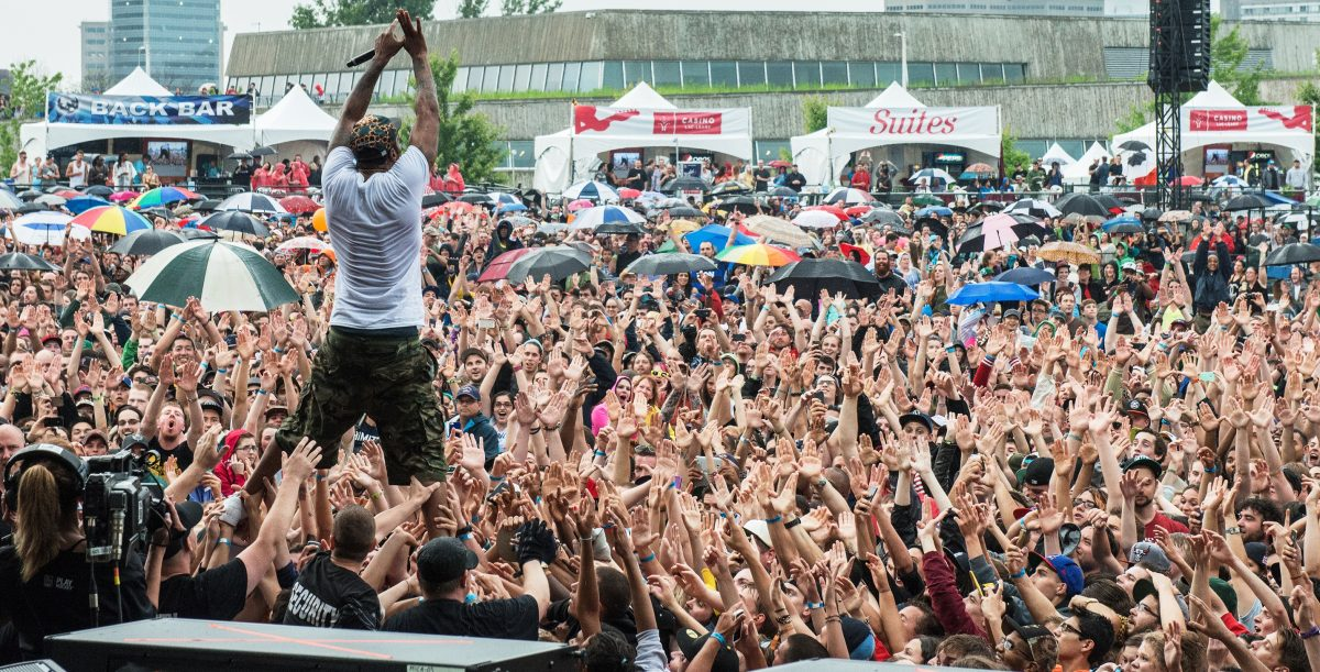 Backstreet's back for Bluesfest 2019