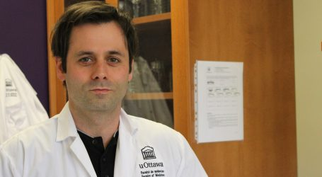 University of Ottawa lab takes aim at cancer stem cells